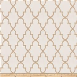 Fabricut Hero Lattice Beige