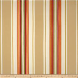 Duralee Home Claires Stripe II Twill Natural Fabric