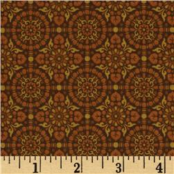Boho Tile Brown