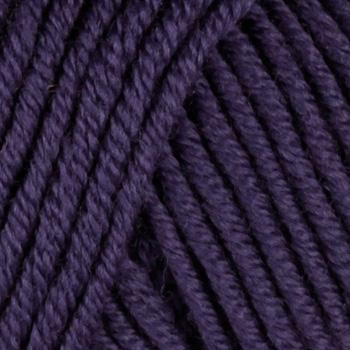 Filatura Di Crosa Zara Yarn (26) New Deep Purple