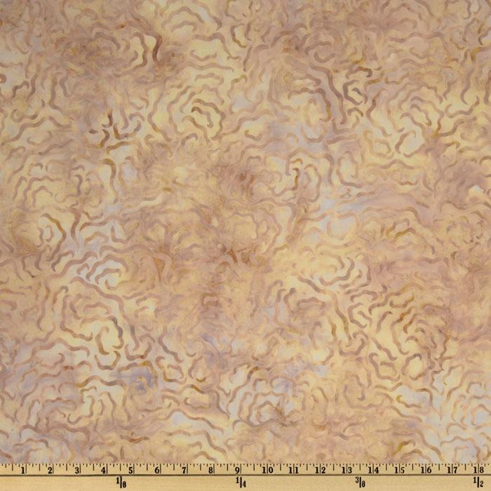 Artisan Batik: Elementals Nature Abstract Wheat