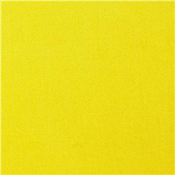 Bamboo Viscose Twill Yellow Fabric
