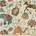 Swavelle/Mill Creek Animaux Jacquard Tan/Multi