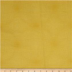 Measure Wavy Grid Gold