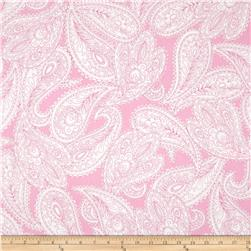 Kanvas Lili-fied Picadilly Paisley Pink