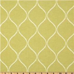 Covington Embroidered Oh Gee Lichen Green