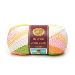 Lion Brand Yarn Ice Cream Spumoni