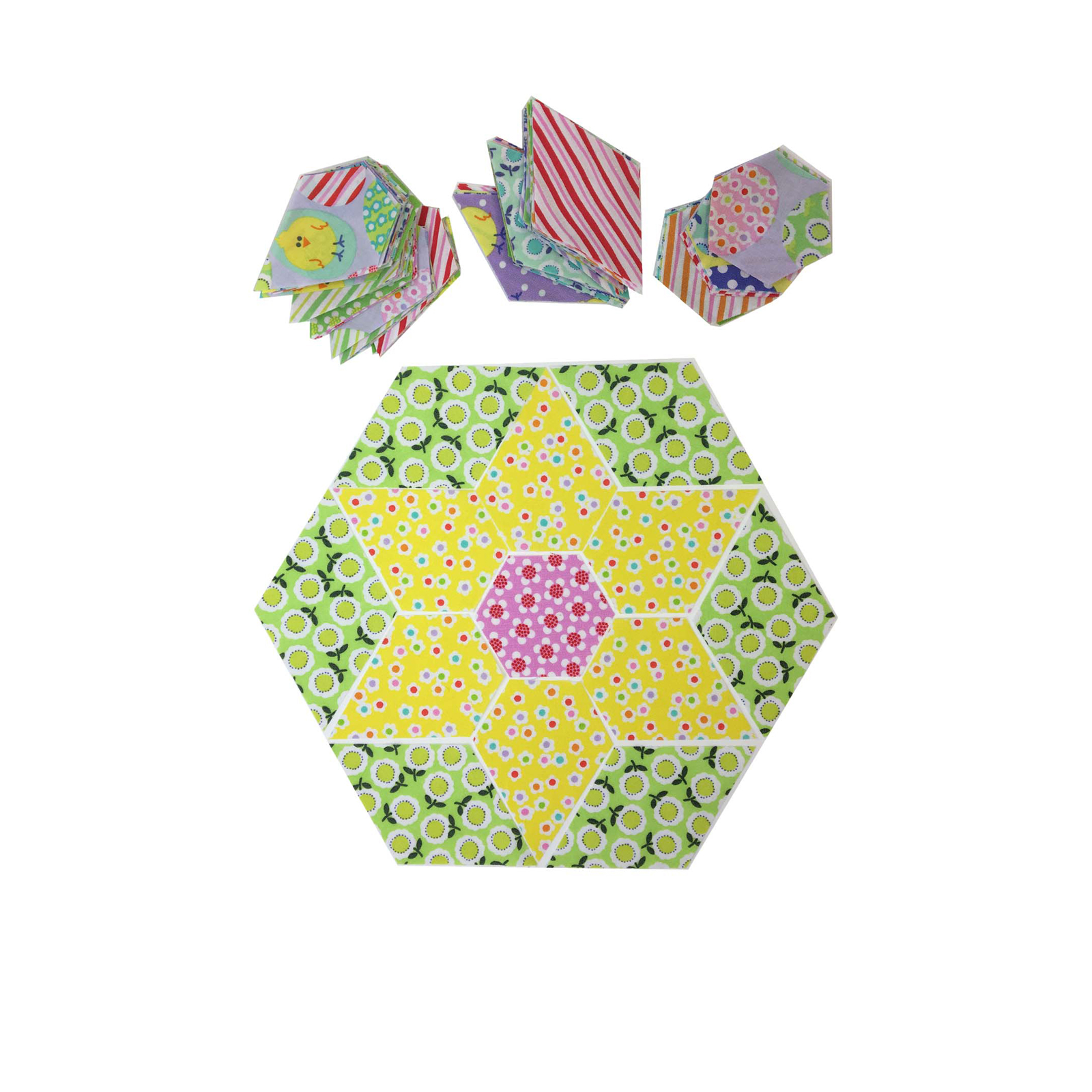 Fabric.com Easter Jewel Star 32'' Kit Multi - Exclusive