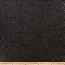 Fabricut Oxide Faux Leather Espresso
