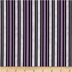 Twilight Stripe Black