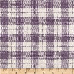 Marcus Primo Plaids Small Plaid Plum