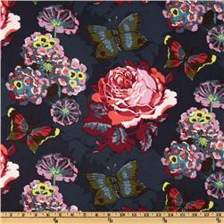 Anna Maria Horner LouLouThi Clippings Passion Fabric