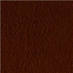 Polar Fleece Solid Brown