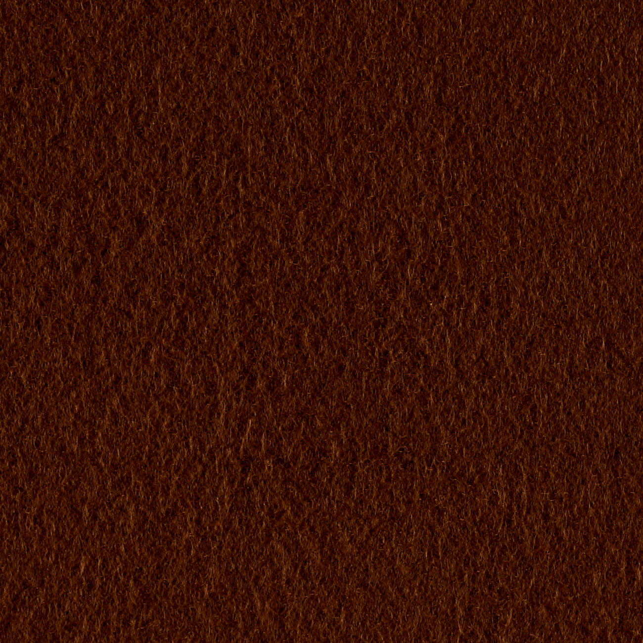 Polar Fleece Solid Brown Fabric by Newcastle in USA
