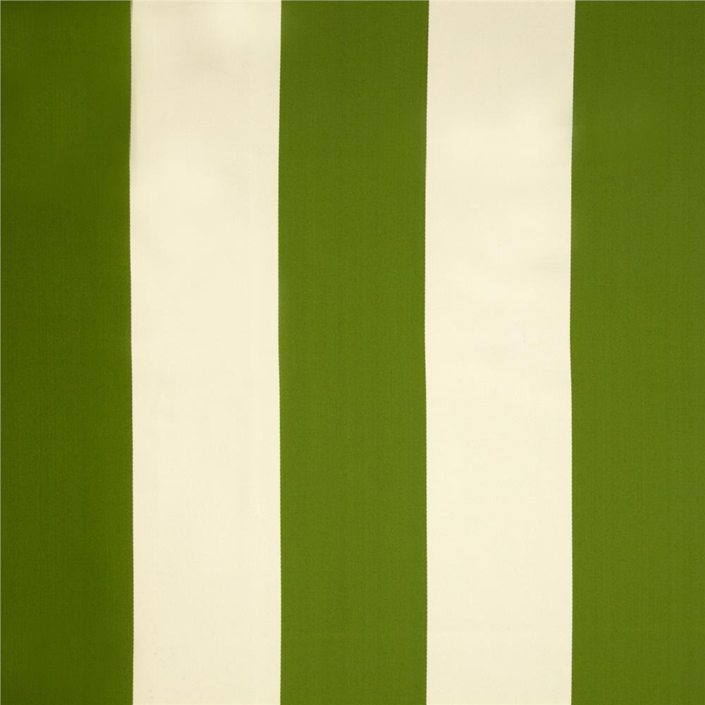 Bella-Dura Eco-Friendly Indoor/Outdoor Cabana Stripe Green