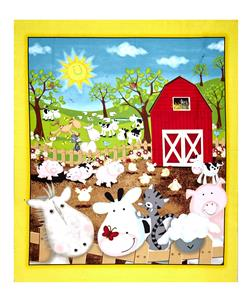 "Animal Farm 35"" Panel Multi"