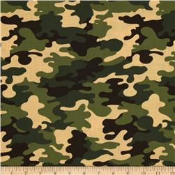 Patriots Jungle Camo Green