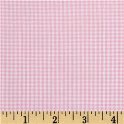 "Imperial 60"" Gingham 1/16"" Light Pink"
