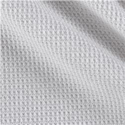 Cotton Thermal Knit White Coal