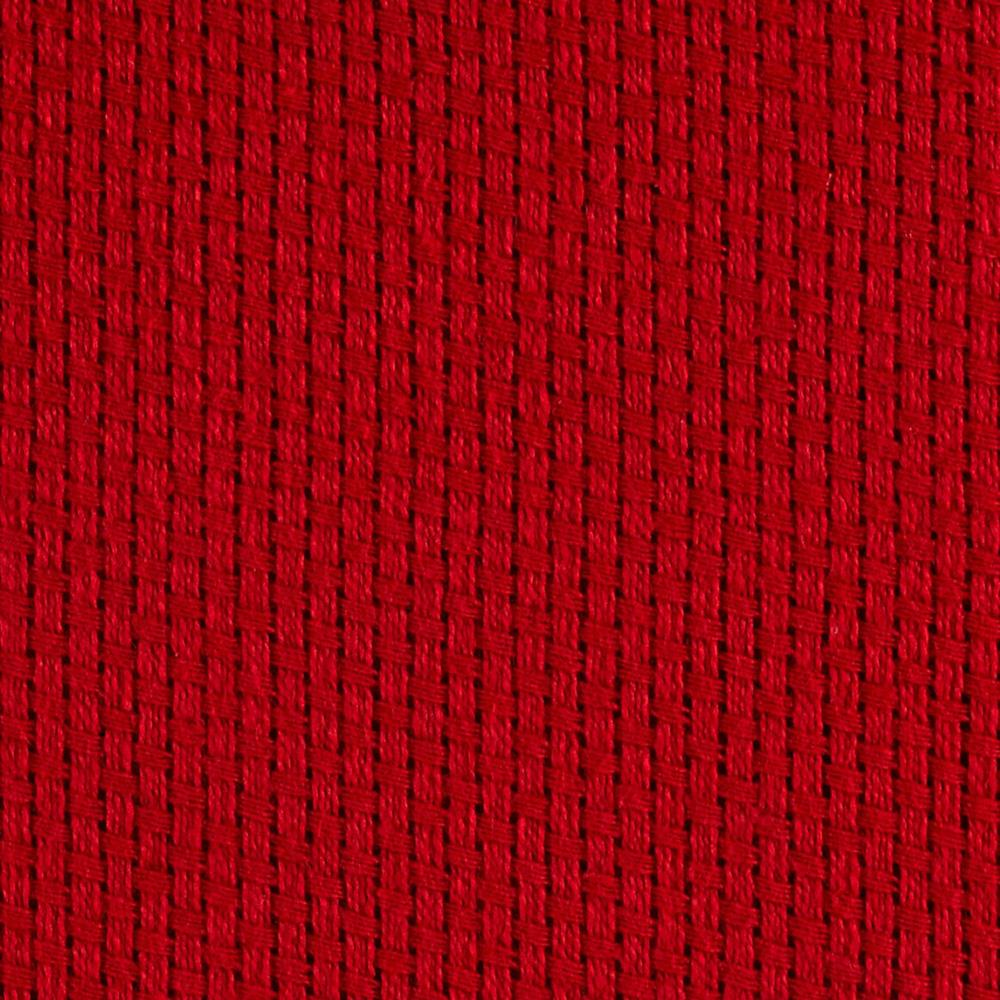 "60"" Monks Cloth Red"