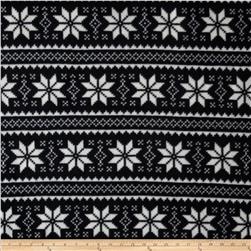 Winterfleece Nordic Star Black