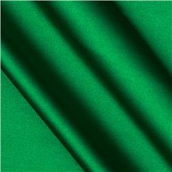 Stretch Charmeuse Satin Sheen Green
