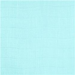 Shannon Embrace Bamboo Rayon Double Gauze Solid Aqua