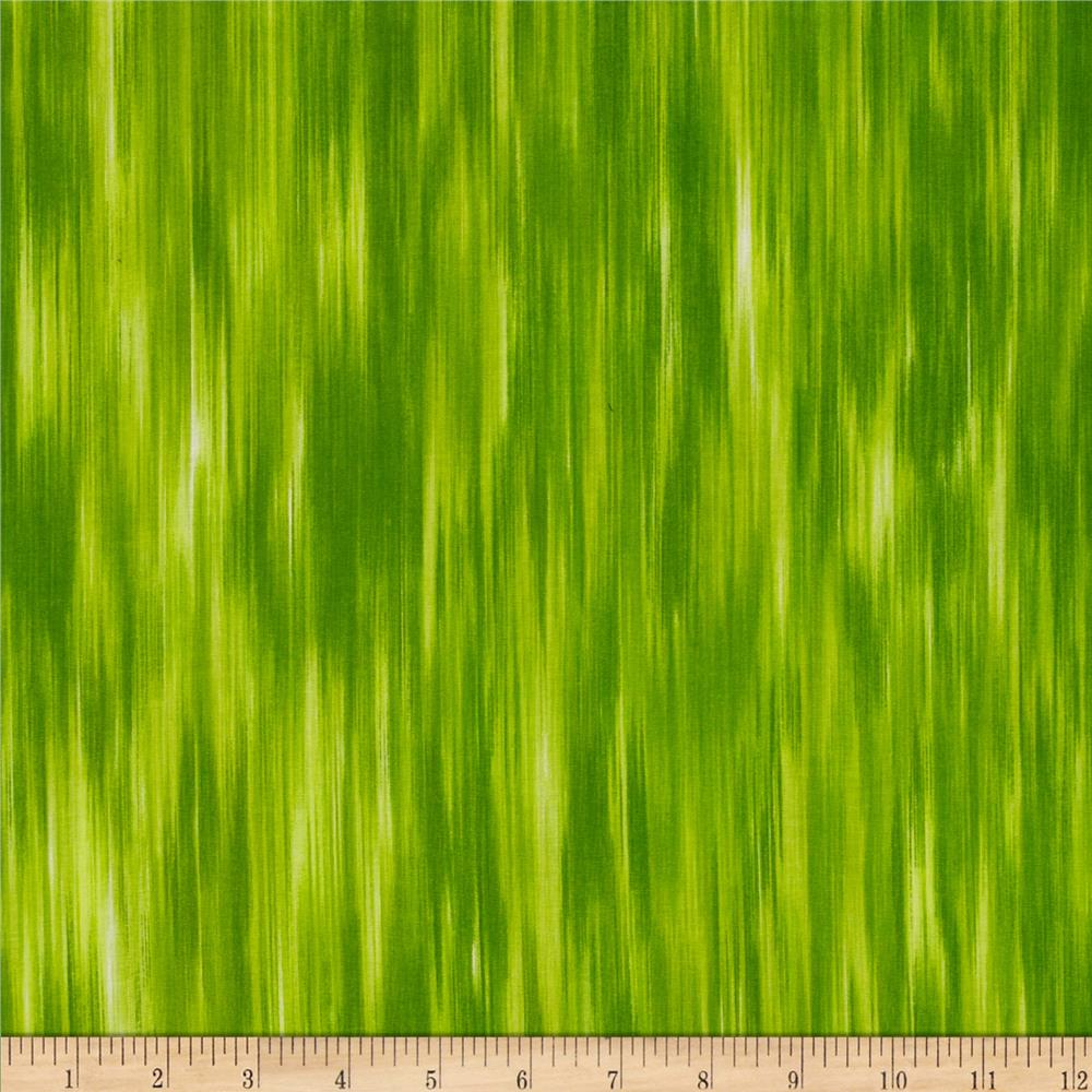 Kanvas New Bloom Stripe Lime