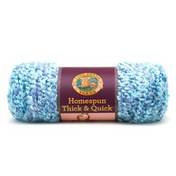 Lion Brand Homespun Thick & Quick Yarn (329) Waterfall