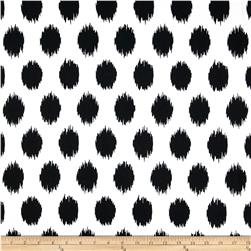 Premier Prints Jo Jo Black/White Fabric