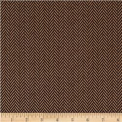 Penny Rose Menswear ZigZag Brown