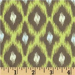 Ikat Lattice Tan