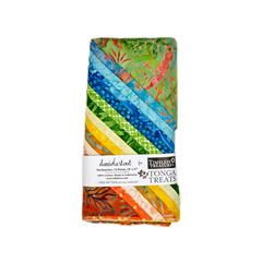 Timeless Treasures Tonga Batik Happy Hour Fat Quarter Bundles