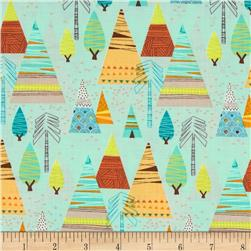 Let's Go Teepees Light Turquoise