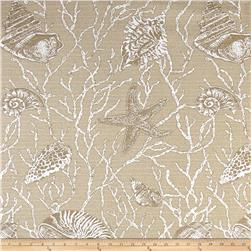 Lacefield Harbour Island Sand White Flax