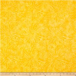 Wilmington Batiks Sparklets Dark Yellow