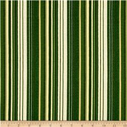 Believe In The Season Stripe Forest
