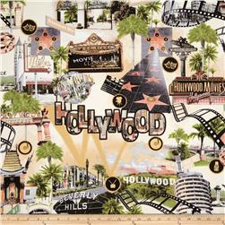 Kanvas That's Hollywood Hollywood Vintage