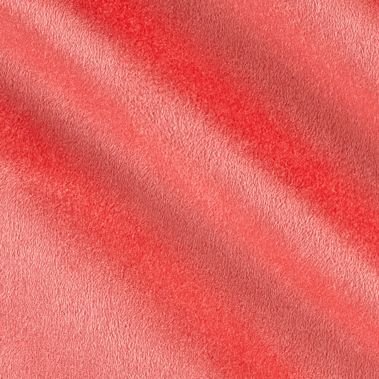 Vintage Suede Coral Fabric by Ben in USA