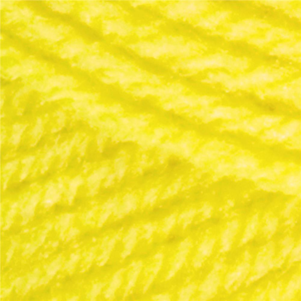 RED HEART SUPER SAVER YARN 324 BRIGHT YELLOW