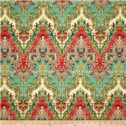 Waverly Palace Sari Slub Jewel Fabric