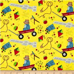 Kountry Kiddos Kid's Games Yellow