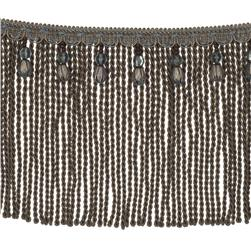 "Fabricut 9"" Mountain Resort Bullion Fringe Capri"