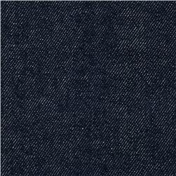 Indigo Denim 12 oz Dark Unwashed Blue