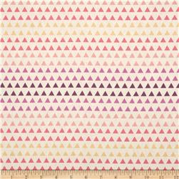 Spectrum Triangle Gradient Wildberry