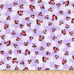 Everything But The Kitchen Sink Pinafore Lilac