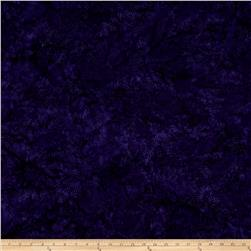 Bali Batiks Handpaints Dotty Circle Violet