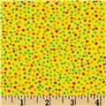 Mini Dots Yellow