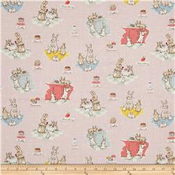 Penny Rose Bunnies & Cream Bunnies Main Pink