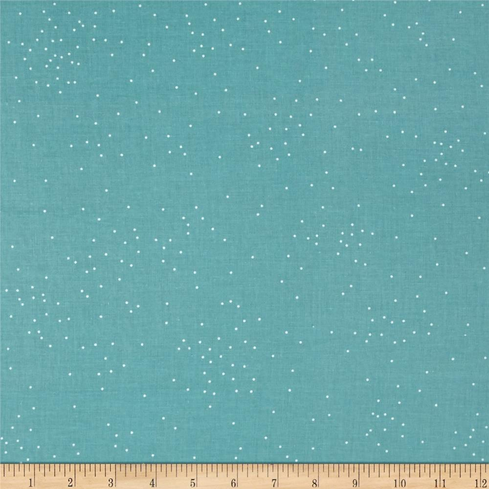 Cotton + Steel Sprinkle Kimberly Blue